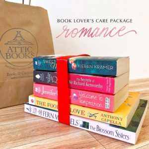 Romance Book Lover's Care Package
