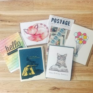 Snail Mail Lover's Package