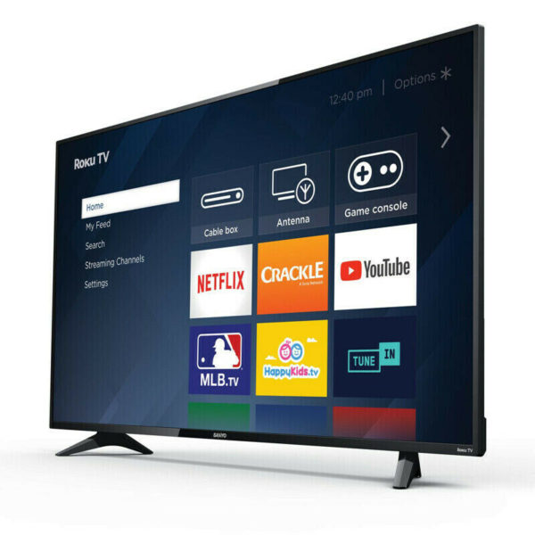Sanyo 32'' Smart Roku TV